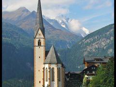 Heiligenblut Austria,   **Szet ver templom:1430 es 1483 kozott  by <b>??Gyngyi ??</b> ( a Panoramio image )