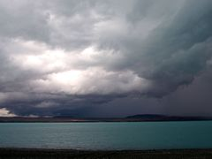new-zealand lake-pukaki by <b>illusandpics.com</b> ( a Panoramio image )