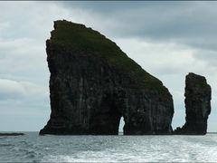 Drangarnir, Vagar by <b>Marita Gulklett</b> ( a Panoramio image )