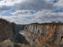 "Panorama ""America"" limestone quarry near Prague by <b>Karsten Ivan</b> ( a Panoramio image )"