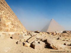 Amongst The Pyramids by <b>Lukas Novak</b> ( a Panoramio image )