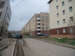 ул. Махтумкули дом 11 by <b>*Andrew*</b> ( a Panoramio image )