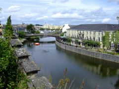 Kilkenny - River Nore by <b>Azzy</b> ( a Panoramio image )