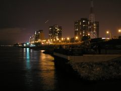 Windsor riverfront after fireworks by <b>Boris Gjenero</b> ( a Panoramio image )