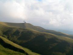 Вид с дороги на обсерваторию by <b>Tikhon Butin</b> ( a Panoramio image )