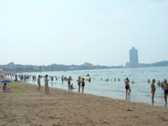 Qingdao No.1 Sea Beach by <b>August</b> ( a Panoramio image )
