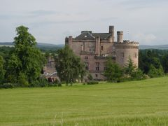 Dalhousie Castle, Scotland    #sc by <b>Cassio Scomparin</b> ( a Panoramio image )