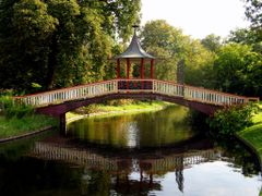 """Love Bridge - The Romance Garden II"" - Frederiksberg Garden, Co by <b>Jan Sognnes</b> ( a Panoramio image )"