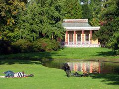"""Romantic - The Romance Garden I"" - Frederiksberg Garden, Copenh by <b>Jan Sognnes</b> ( a Panoramio image )"