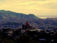 MI CA?ADA, vista de LA VALENCIANA.- (My Glen, a view of the Vale by <b>CARMEN ALCALDE</b> ( a Panoramio image )