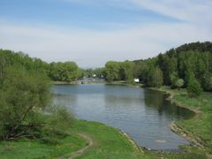 озеро / the lake by <b>SangoroD</b> ( a Panoramio image )