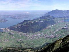 Panorama Stanserhorn (mit Vierwaldstattersee) by <b>digitalfotoarchiv.ch</b> ( a Panoramio image )