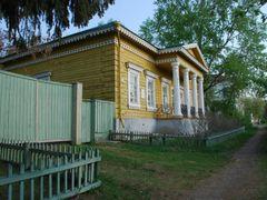 Чембар. Дом, где в 1836 г. останавливался Николай I by <b>Никита Игоревич Рыбин</b> ( a Panoramio image )