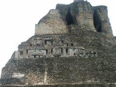 Xunantunich Maya site Belize by <b>Lucien Kivit</b> ( a Panoramio image )