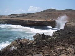 Aruba, Natural Bridge (2003) by <b>© Wim</b> ( a Panoramio image )