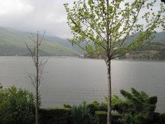 Изглед към Тиквешкото езеро by <b>Svilen Enev</b> ( a Panoramio image )
