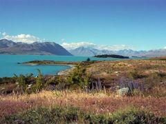Lake Tekapo by <b>Anthony Stripp</b> ( a Panoramio image )