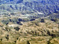 Cordillera - Sucre, Bolivia (vista aerea) by <b>CGBORDON</b> ( a Panoramio image )