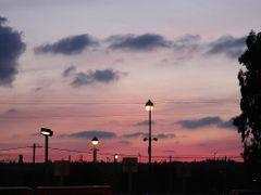 Sunset in Netanya by <b>CarmelH</b> ( a Panoramio image )