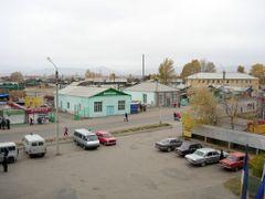 Бичура, центр by <b>Eugene_Gromov</b> ( a Panoramio image )
