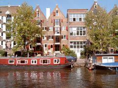 City landscape Amsterdam by <b>John de Crom</b> ( a Panoramio image )
