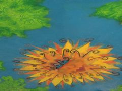 Little Rock Zoo - Mural by <b>Brooks Family</b> ( a Panoramio image )