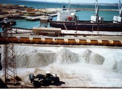 Geraldton Port 2004 by <b>spider52</b> ( a Panoramio image )
