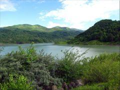Lacul de la Baraj by <b>gabiavram</b> ( a Panoramio image )