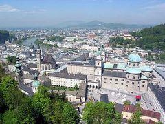 Зальцбург by <b>Sergey Duhanin</b> ( a Panoramio image )