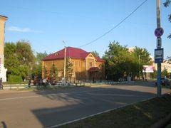 Музей Габдуллина by <b>belous</b> ( a Panoramio image )