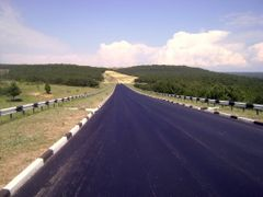 The nice road by <b>sol@rt</b> ( a Panoramio image )