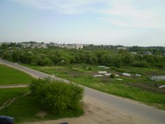 из окна by <b>Makushenko A.I.</b> ( a Panoramio image )