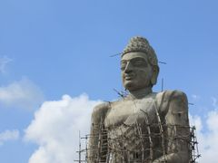 Budha Statue at Amaravathi by <b>chandana_rahul</b> ( a Panoramio image )