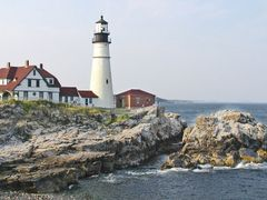 Portland Head Light by <b>Geezer Vz</b> ( a Panoramio image )