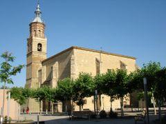 Iglesia de Fuenmayor by <b>sarima</b> ( a Panoramio image )