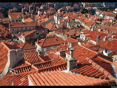Techos-Dubrovnik-II - Kratzmaier by <b>Juan Kratzmaier</b> ( a Panoramio image )