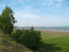 Озеро Саумалколь by <b>tit@n</b> ( a Panoramio image )