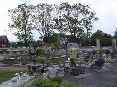 Gardening decorations in Rakvere by <b>Aulo Aasmaa</b> ( a Panoramio image )