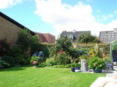 Danish Garden by <b>Benny Alminde</b> ( a Panoramio image )