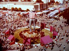 Dallas. Texas. U.S.A.  State Fair. by <b>Orlando Leiva</b> ( a Panoramio image )