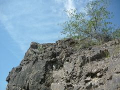 Скала / Rock face by <b>DrThorn</b> ( a Panoramio image )