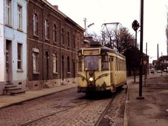 Tram 43 (march 1983) by <b>bertgort</b> ( a Panoramio image )