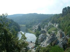 Bouillon, Belgium by <b>Lucien Kivit</b> ( a Panoramio image )