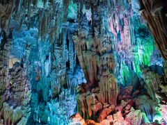 Reed Flute Cave by <b>ChiefTech</b> ( a Panoramio image )