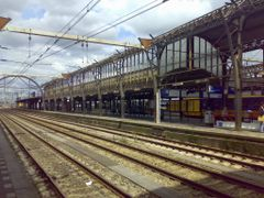 Utrecht centraal by <b>® Osama Mohamed Rotterdam</b> ( a Panoramio image )