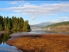 On a very cold morning in Port Moody by <b>Gabor Retei</b> ( a Panoramio image )