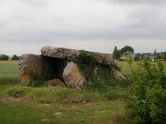 Dolmen de La Fontaine du Son Ouest, St Leger de Montbrillais (86 by <b>katricoin</b> ( a Panoramio image )