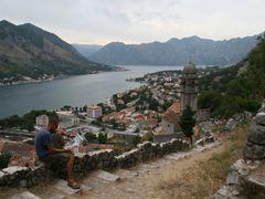 Kotor, Montenegro by <b>martin.kristensen.dk</b> ( a Panoramio image )