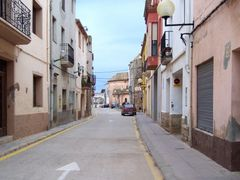 "Masllorenc""s street, by Julio M. Merino by <b>juliome</b> ( a Panoramio image )"