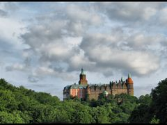 Pozdrowienia z Ksiaza // Greetings from Ksiaz by <b>Madame Butterfly</b> ( a Panoramio image )